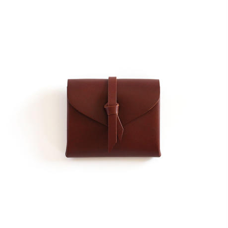 [style&things]  ori short wallet #brown