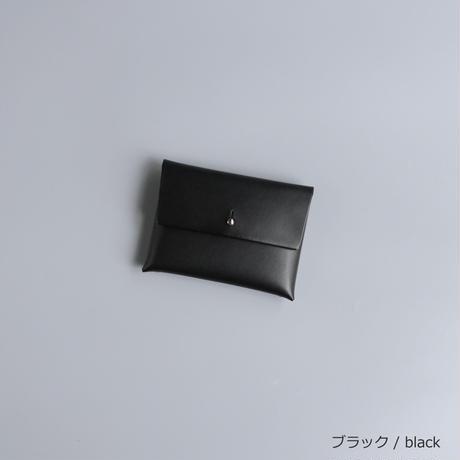 スアレ カード・コイン ケース  / suare leather case