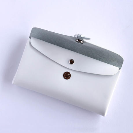 [style&things]  ori long wallet  mag  #white