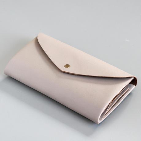 basic long wallet #greige / ベーシックロングウォレット #グレージュ