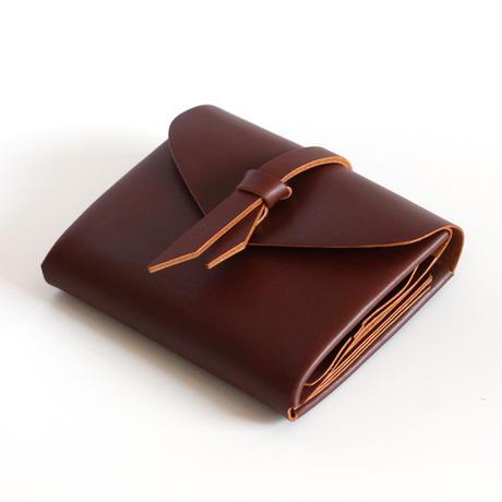 [style&things]  ori short wallet #brown