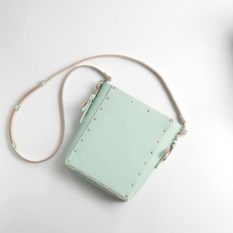 [style&things] 折りバケットショルダー #ミント /ori bucket shoulder #mint
