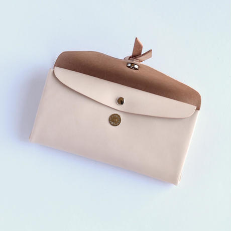 [style&things]  ori long wallet  mag #beige
