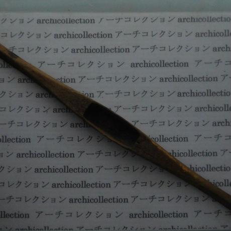 織り 織機 シャトル 杼 ストアーズno.54 5x3.2x2 cm shuttle 木製 オールド コレクション  のコピー
