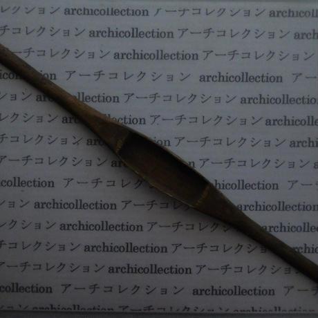 織り 織機 シャトル 杼 ストアーズno.75 4.8x3.8x2.2 cm shuttle 木製 オールド コレクション  のコピー