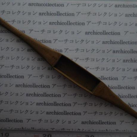 織り 織機 シャトル 杼 ストアーズno. 105 4.8x3.5x2.9cm shuttle 木製 オールド コレクション  のコピー