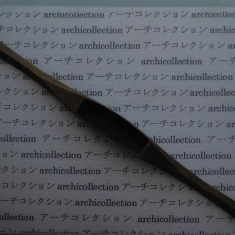 織り 織機 シャトル 杼 ストアーズno.74 4.5x3.8x2.5 cm shuttle 木製 オールド コレクション  のコピー