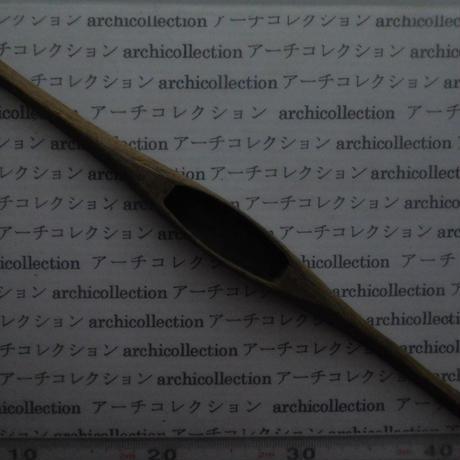 織り 織機 シャトル 杼 ストアーズno.94 .49x3.6x2.5 cm shuttle 木製 オールド コレクション  のコピー