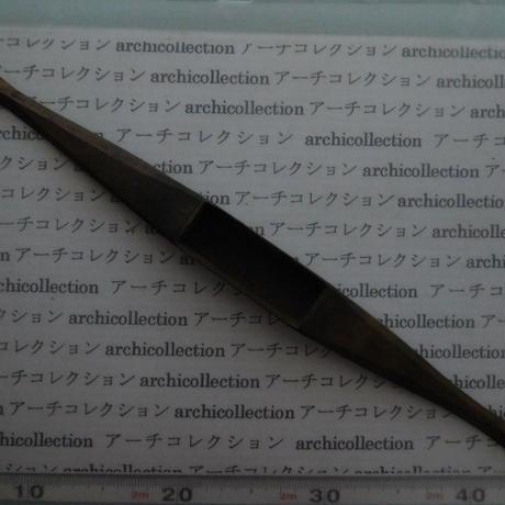 織り 織機 シャトル 杼 ストアーズno.85 4.5x3.5x2.8 cm shuttle 木製 オールド コレクション  のコピー