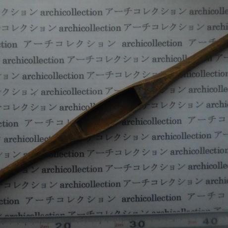 織り 織機 シャトル 杼 ストアーズno.51 4.3x3.8x2.2 cm shuttle 木製 オールド コレクション  のコピー