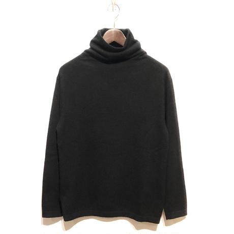 "LIMONCHELLO""cashmere knit turtle""(black)women's"