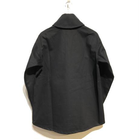 "Day One Camouflage ""9oz cotton herringbone hunting pullover shirts""(black)unisex"