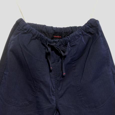 "TigreBrocante""nylon teill tagosaku pants""(indigo) unisex"