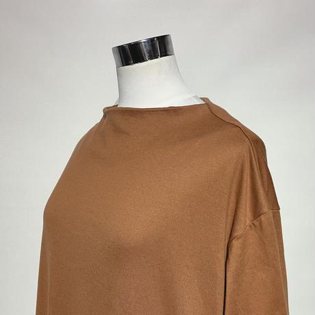 "amne ""JERSEY""bottle dress (umber) women's"