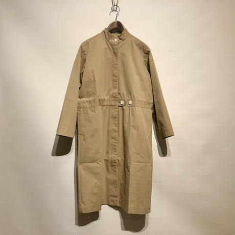 """TigreBrocante""""round switching harf coat""""(cafe ou lait)women's"""