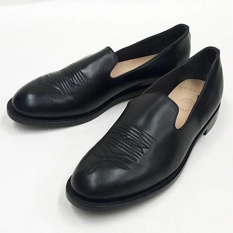 """UNMARKED """"loafer"""" black (mens)"""