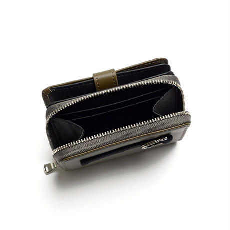 """nunc  Leather Wallet """"rooster"""""""