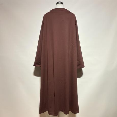 """amne """"JERSEY""""bottle dress (brown) women's"""