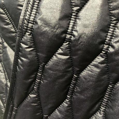 "02DERIV ""PERTEX PUFFER SCARF""(black)"
