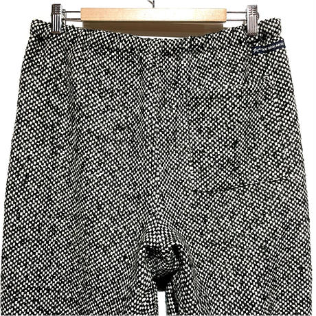 """TigreBrocante""""italy dobby wool tagosaku long pants""""(natural)unisex"""