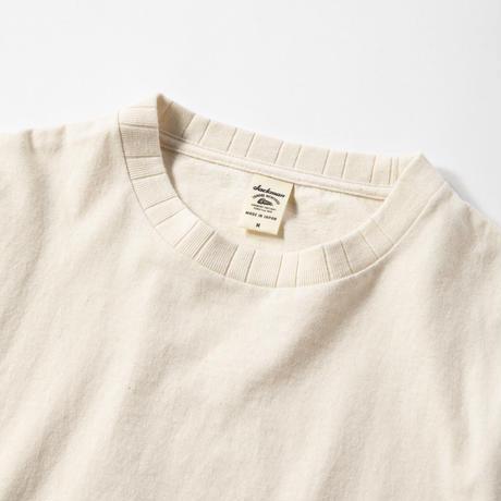 """Jackman""""1/2 sleeve t-shirts""""(black) unisex"""