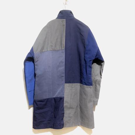 "TigreBrocante""euro work remake stallman coat""(navy asst)L-size"