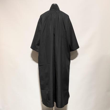"amne ""BROAD reverse dress"" (black) women's"