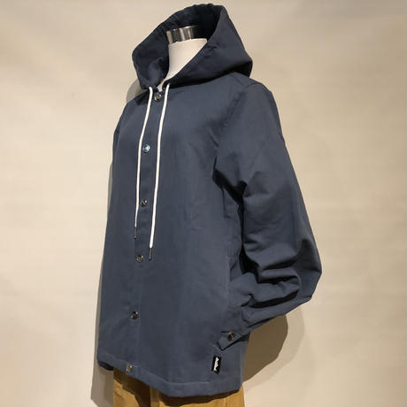 "THOUSAND MILE ""Bedford Cord Beach Jacket""(blue jean)unisex"