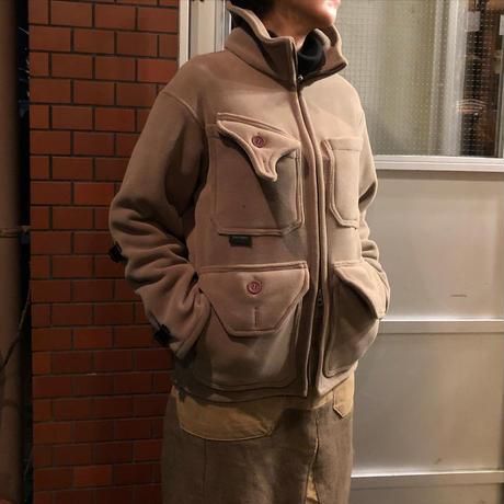 "Day One Camouflage ""hunting fleece jacket""(beige)unisex"