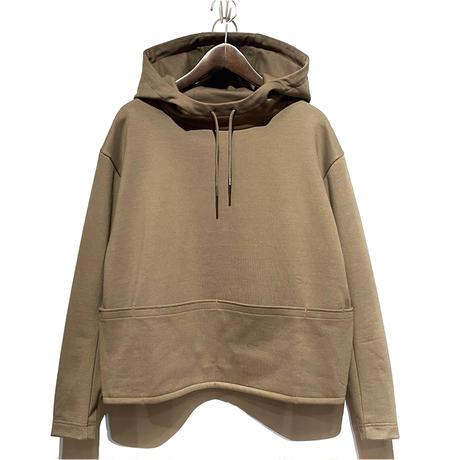 """ASEEDONCLOUD""""Handwerker hoodie"""" (khaki) unisex"""