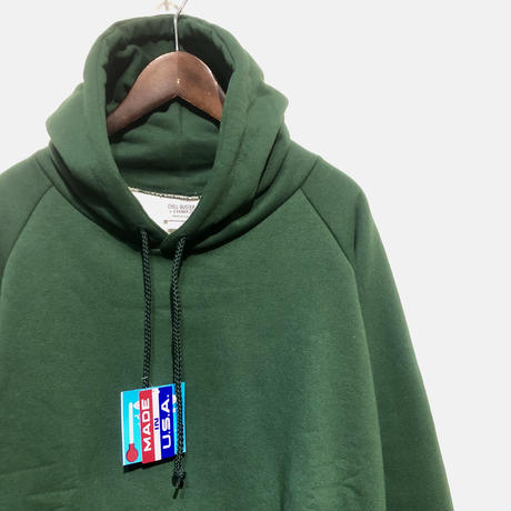 "CAMBER U.S.A""chill buster pullover hooded""(dk grren)unisex"