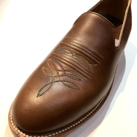 "UNMARKED ""loafer"" whiskey (mens)"