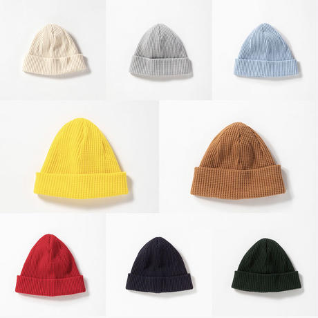 "Jackman""big wafle knit cap""unisex"