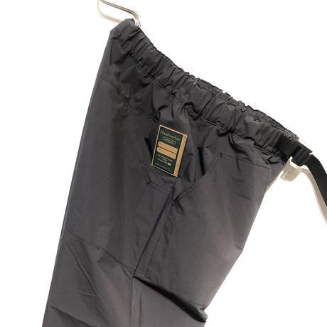 "ASEEDONCLOUD""Handwerker compact cloth easy trousers"" (dark gray) unisex"