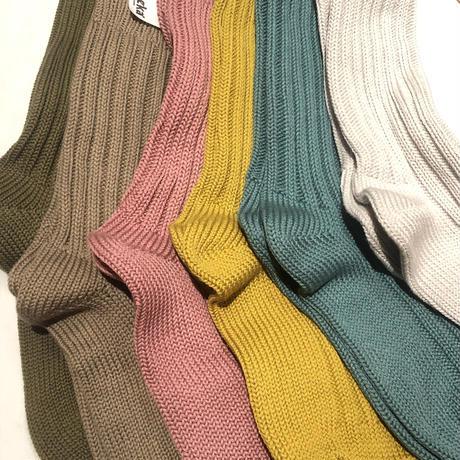 decka quality socks (cased heavy weight socks) white