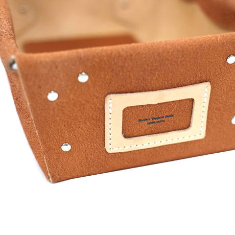 """ButlerVernerSails """"cow leather multi box"""""""