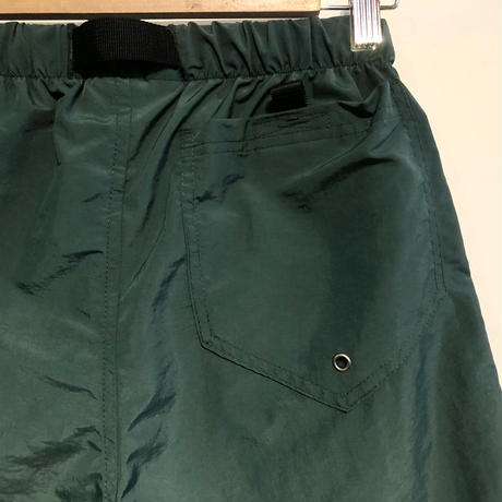 "THOUSAND MILE ""utility shorts"" (zucchini)"