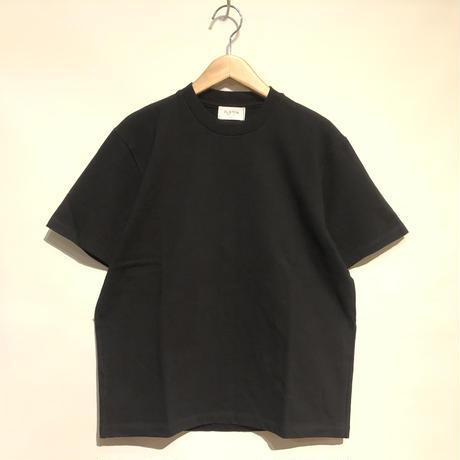 "FLISTFIA""crew neck T-shirts""(black) unisex"