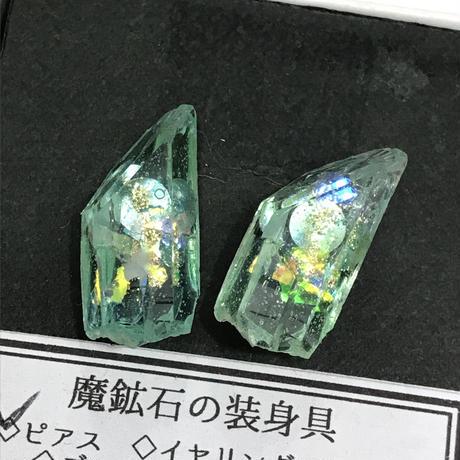 半蔵装身具屋 魔鉱石の耳飾り 10 ピアス