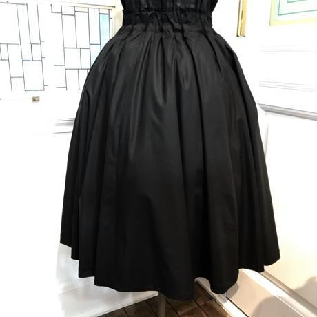 Perla nell' ostrica/ぺルラネルオストリカ ボリュームスカート ブラック