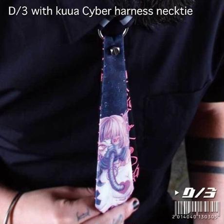 D/3/ディースリー D/3 with kuua Cyber harness necktie