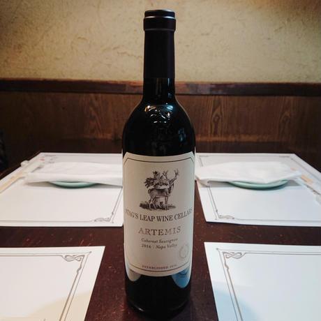 青山第一神宮 名品ワインシリーズ Stag's Leap ARTEMIS  CABERNET SAUVIGNON 特別価格限定1本