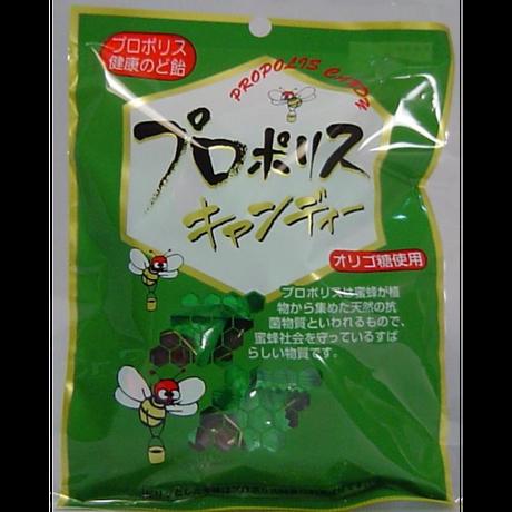 プロポリスキャンディー 健康のど飴 100g