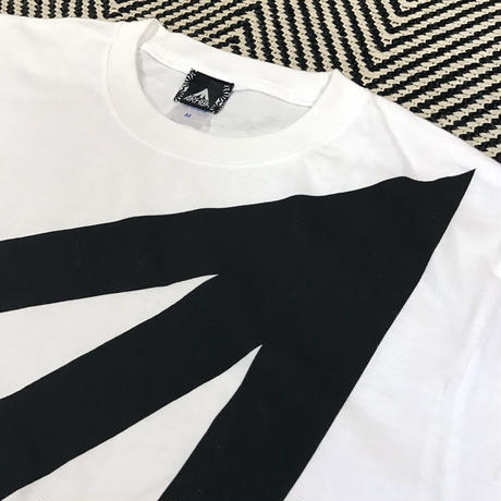 ARROW TEE Mens (White)