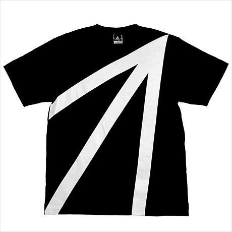 ARROW TEE  Mens (black)