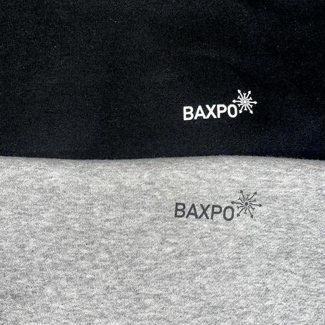 BAXPO パーカー (ブラック / グレー)