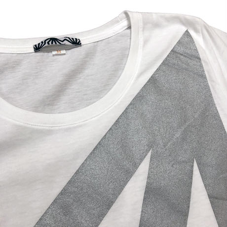 ARROW TEE Ladies (silver)