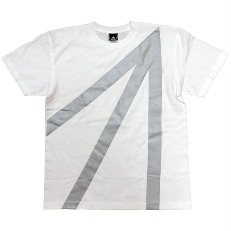 ARROW TEE  Mens (silver)