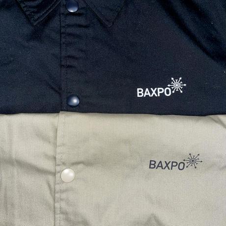 BAXPO コットンコーチJKT (ブラック / カーキ)