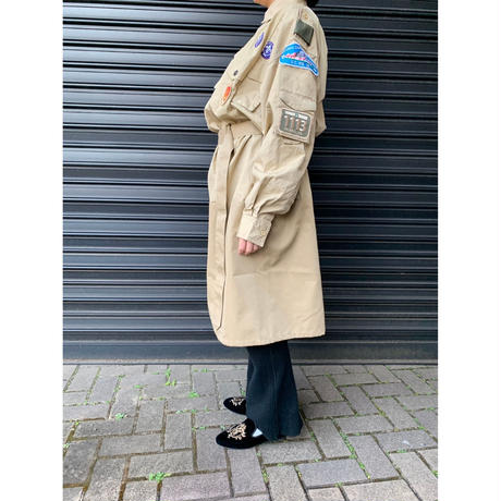 BOYSCOUT TRENCH SHIRT